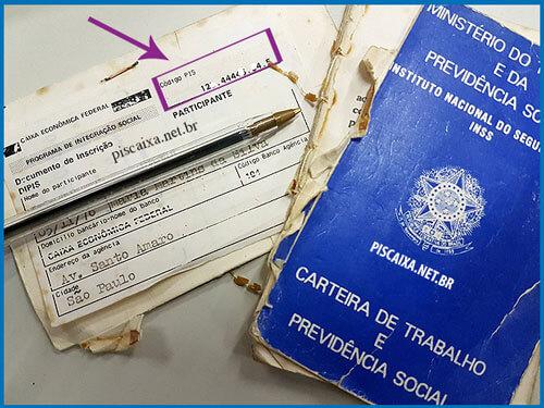 Como saber o número do PIS Pasep pela carteira de trabalho