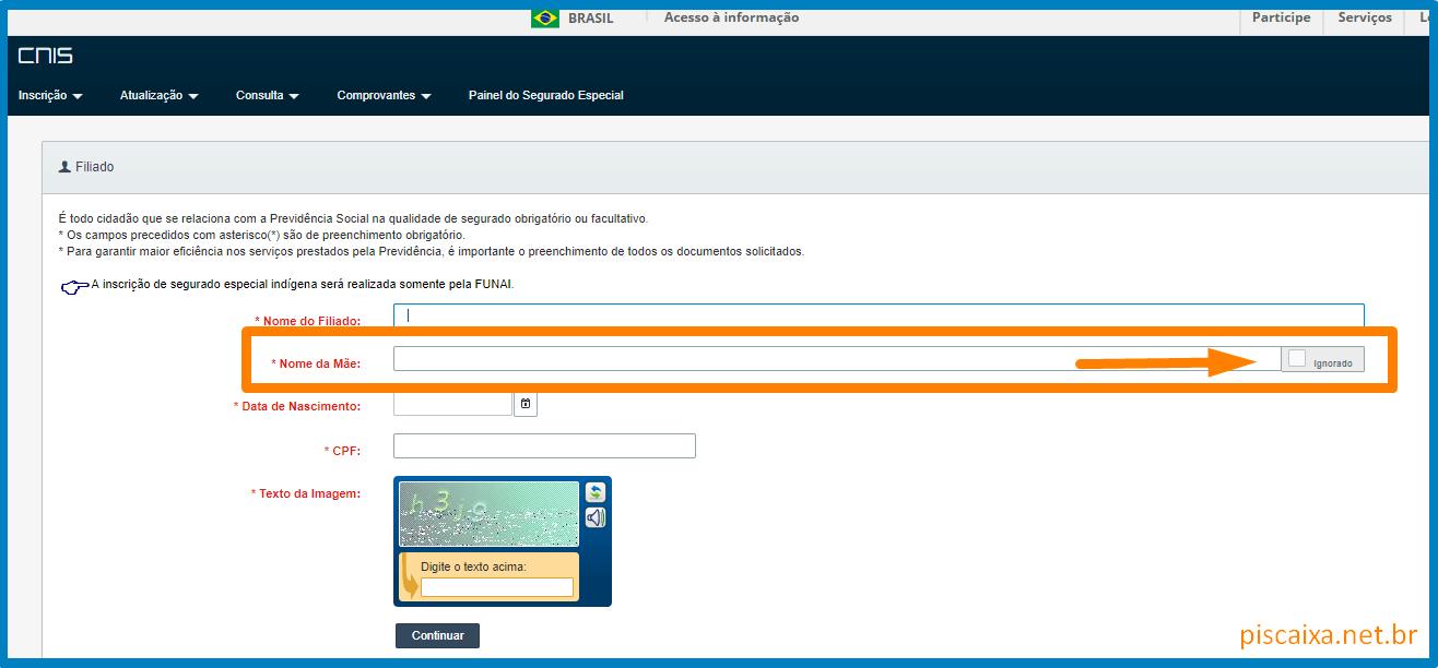 Como descobrir o número do PIS / PASEP pela Internet
